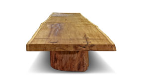 Mesa de comedor vintage Elefante