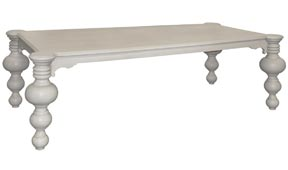 Mesa de comedor vintage Cendol
