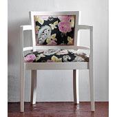 Sillón vintage Venecia I tapizado - Sillas y Sillones Vintage - Muebles Vintage