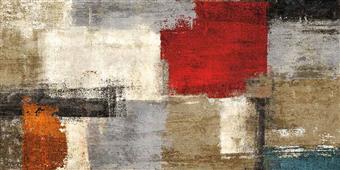 Cuadro canvas abstracto jazz
