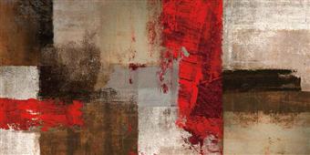 Cuadro canvas abstracto attitude
