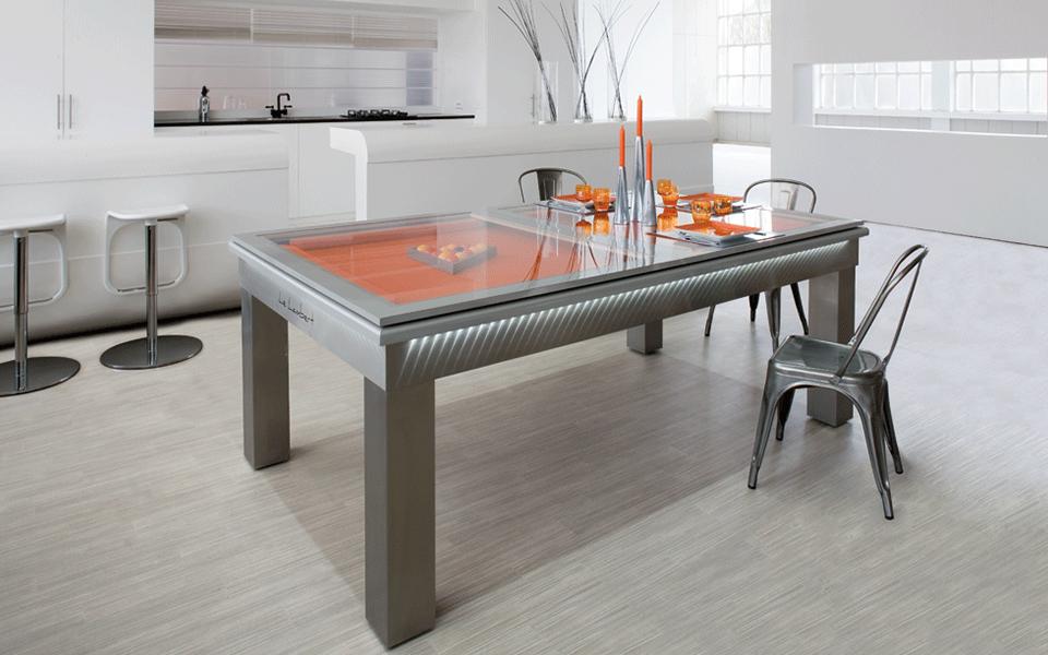 Billar mesa de comedor Lambert en La tienda de cabeceros de