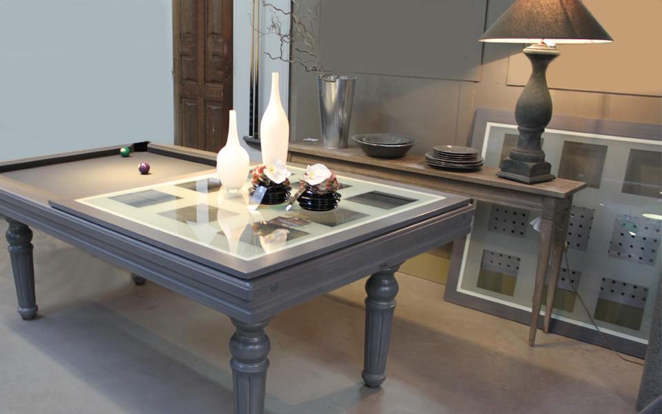 Billar mesa de comedor Excellence