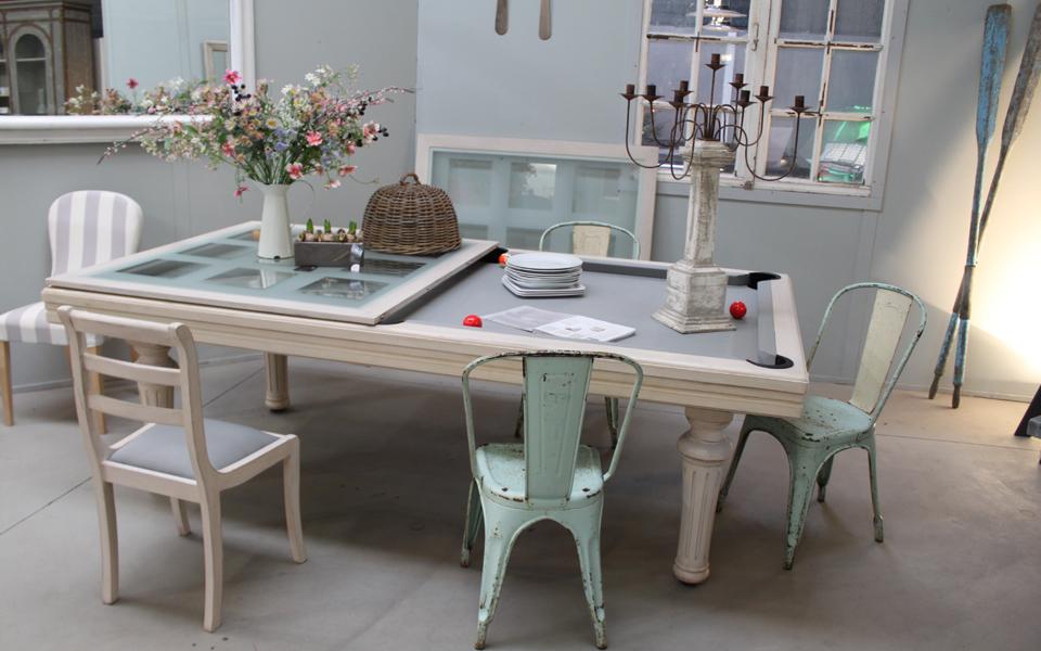 Billar mesa de comedor Excellence en Portobellostreet.es