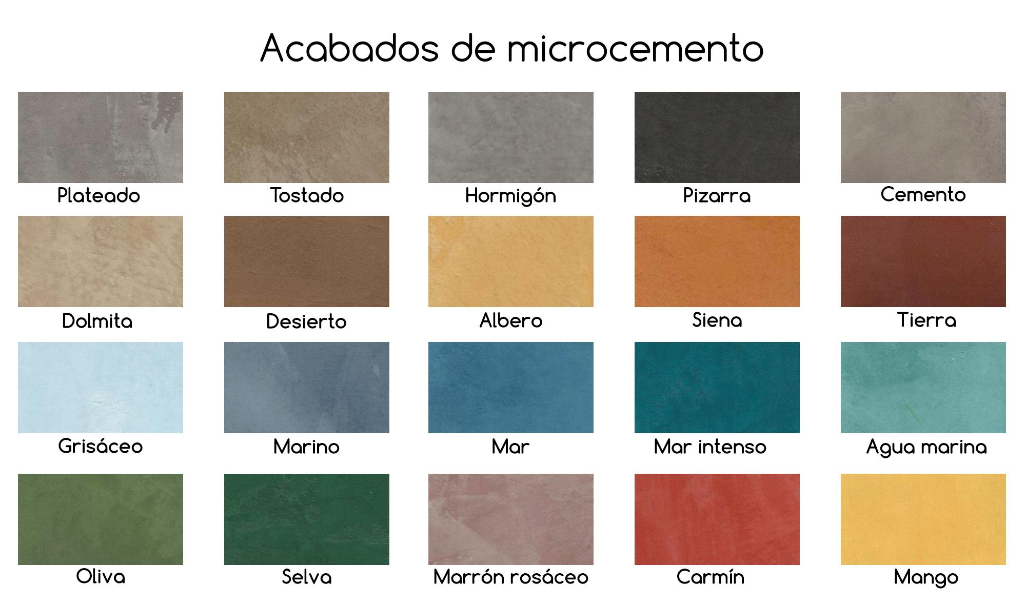 Lavabo microcemento larimar en for Precio de microcemento
