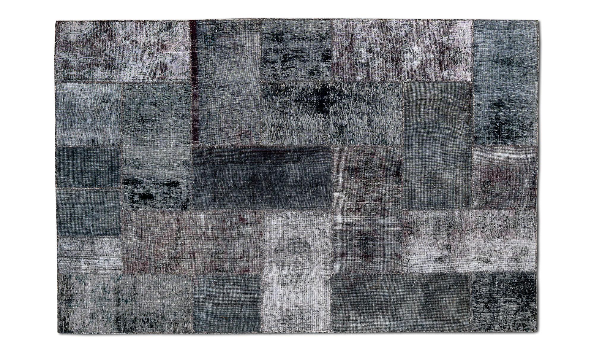 Alfombra patchwork gris cecile no disponible en - Alfombra patchwork ...