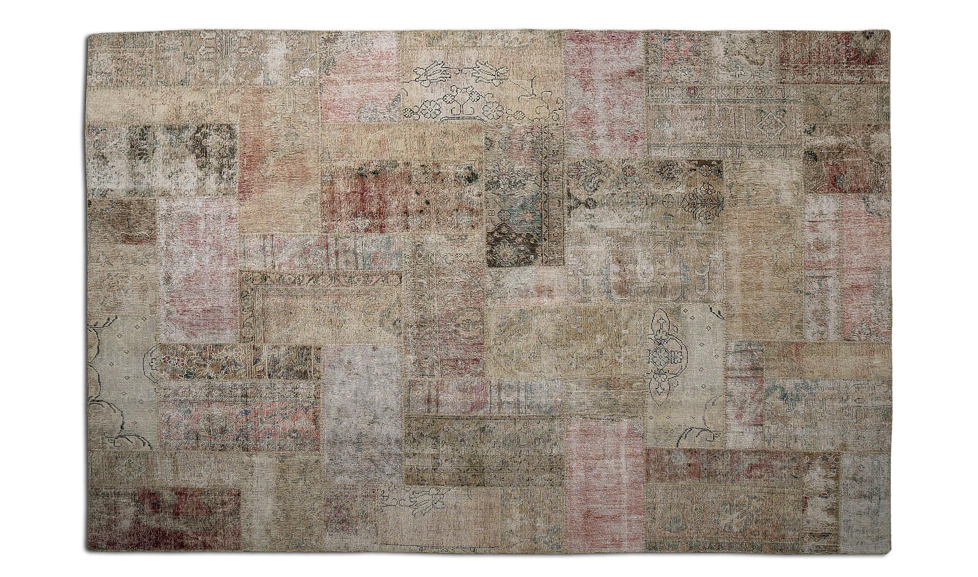 Alfombra patchwork odile en dec shop for Alfombras patchwork persas