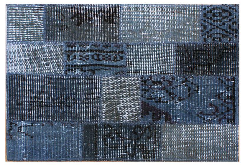 Alfombra de patchwork kilim gris no disponible en - Alfombra patchwork ...
