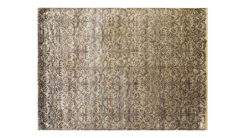 Muebles Martin Peñasco:  Alfombra en seda Damask Sanie - Alfombras de Lana - Objetos de Decoración