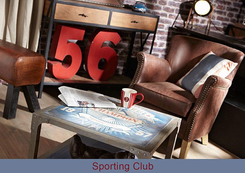 Salon Industrial Sporting Club no disponible en Portobellostreet.es