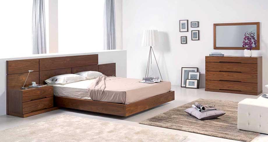 Dormitorio moderno bali ii en for Muebles para dormitorios modernos