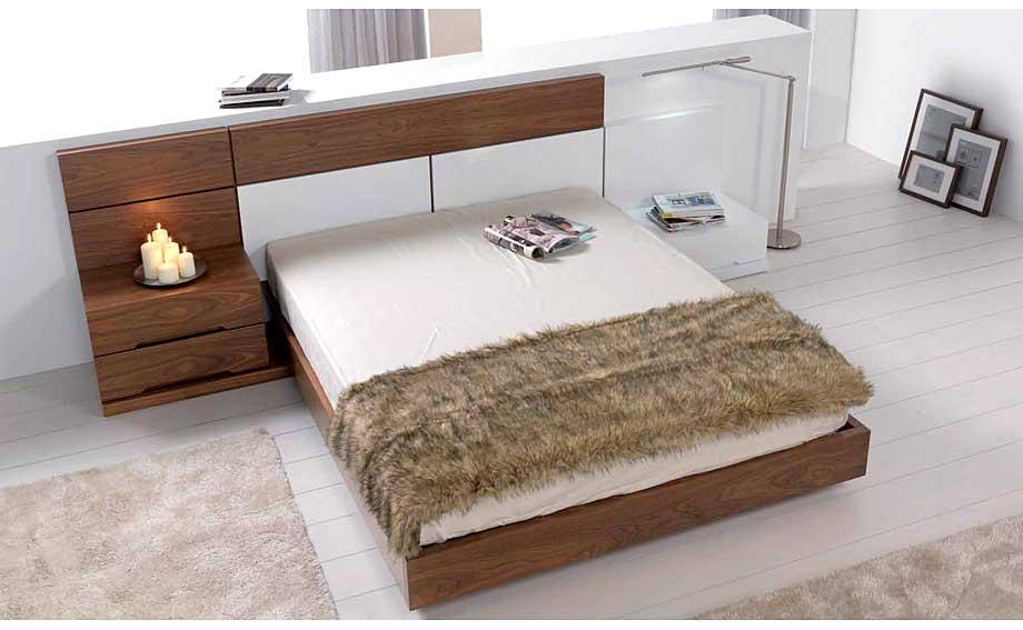 Dormitorio moderno bali iv de lujo en for Muebles para dormitorios modernos