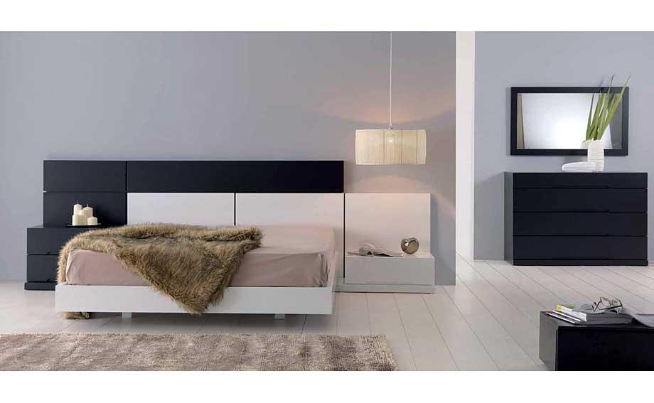 Dormitorio moderno bali v en - Muebles dormitorio modernos ...
