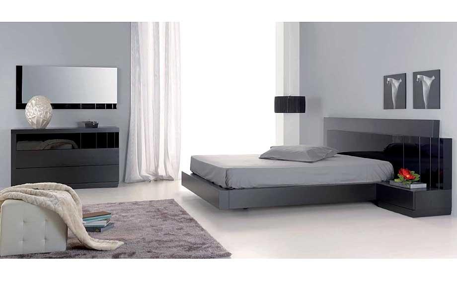 Dormitorio moderno capri iv en for Ver dormitorios modernos