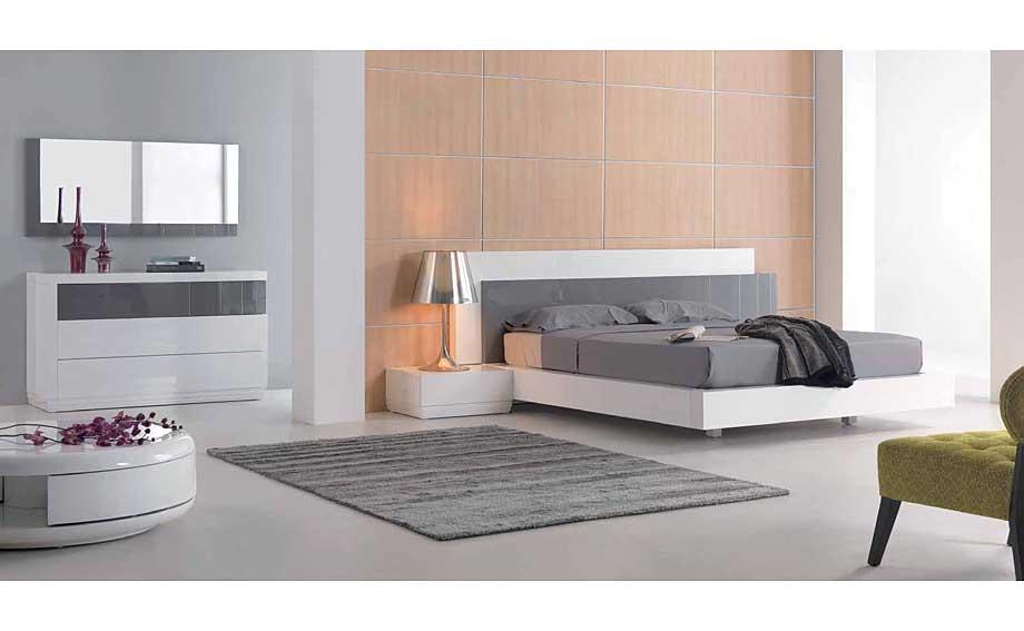 Dormitorio moderno capri en - Muebles dormitorio moderno ...