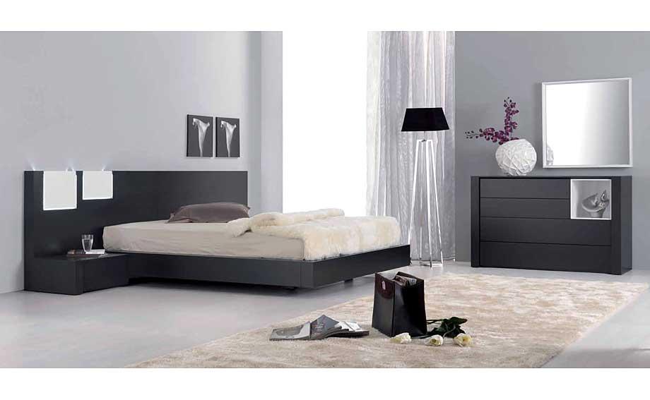 Dormitorio Moderno Santorini III no disponible en Portobellostreetes