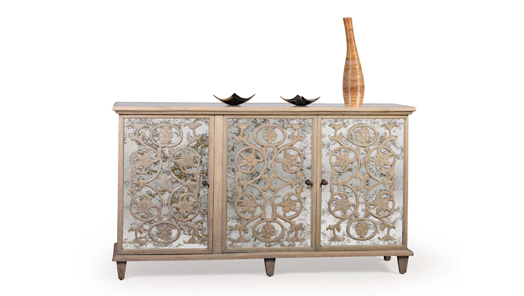 Aparador 3 puertas muset vintage artisan en for Artisan muebles