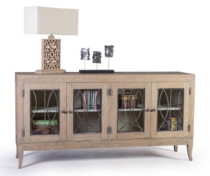 Aparador 4 puertas vintage artisan en cosas de for Artisan muebles