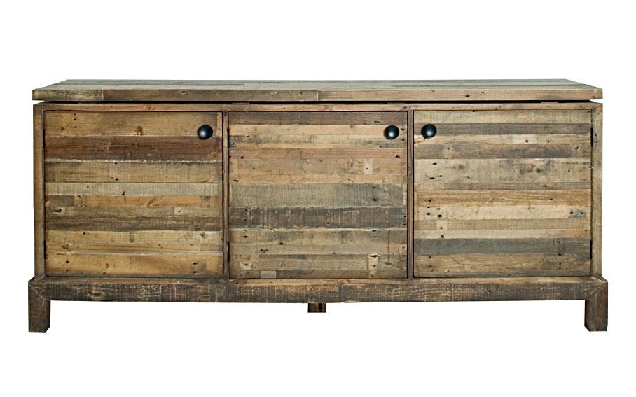 Armario Limpieza Metalico ~ Aparador madera reciclada Cascade no disponible en Portobellostreet es