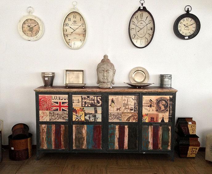 Modernizar mueble clasico habitacion - Modernizar muebles antiguos ...