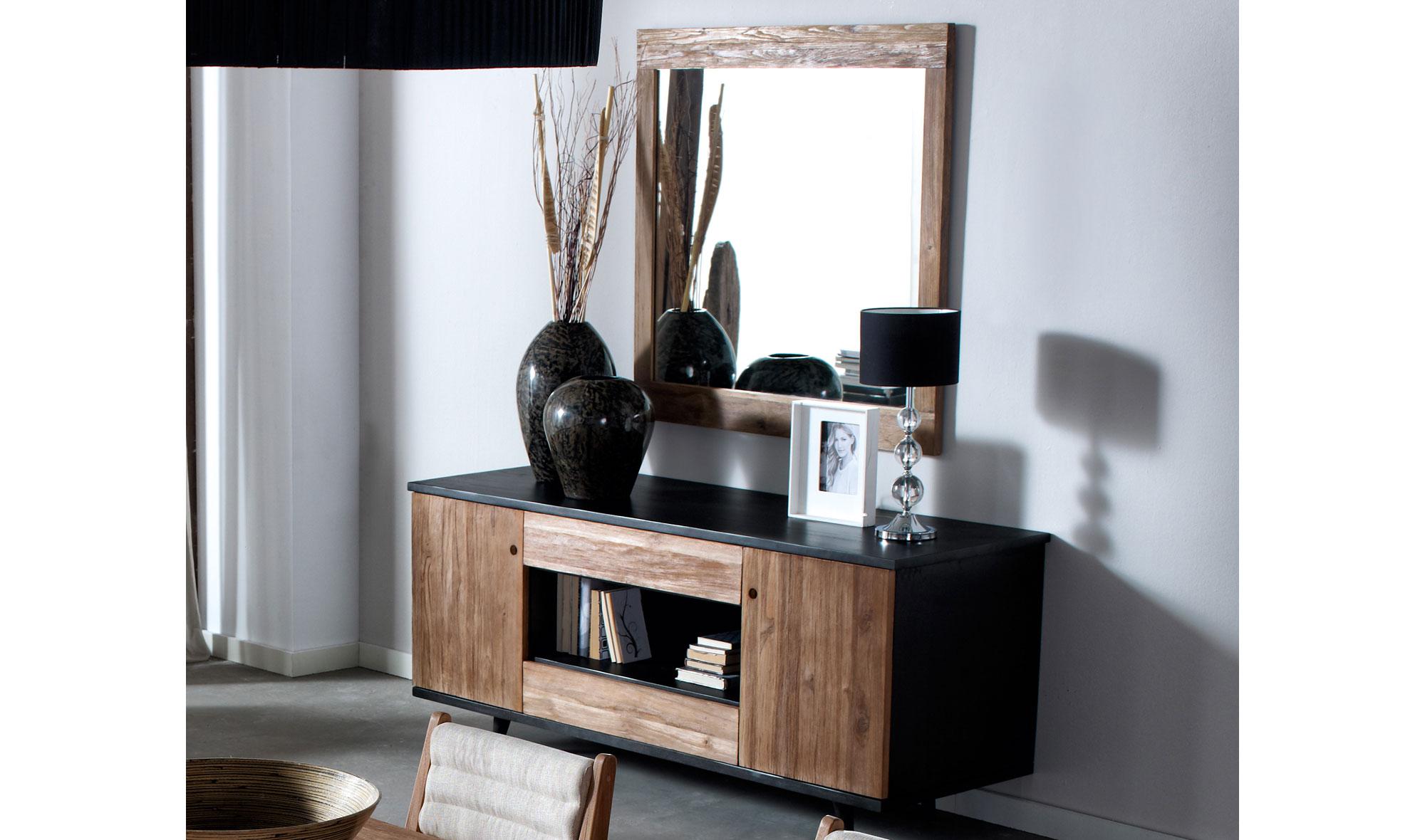 Aparador Blanco Brillo ~ Aparador vintage Maze de lujo en Portobellodeluxe com Tu tienda de muebles de lujo