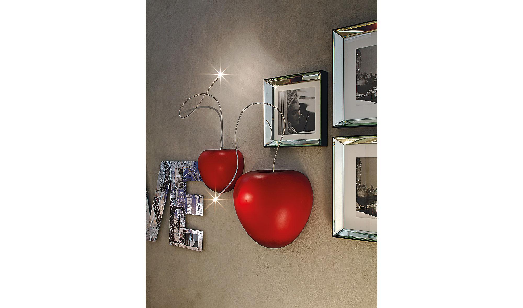 Muebles Martin Peñasco:  Aplique de pared Cherry  - Apliques y Plafones - Iluminación