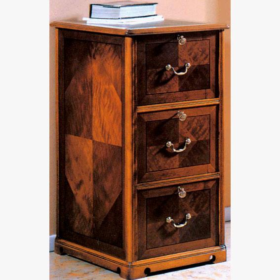 Archivador 3 cajones abitibi no disponible en - Archivadores de madera ...