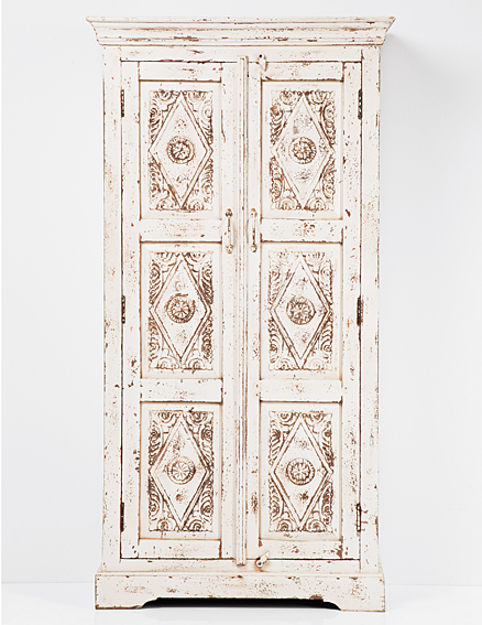 Armario Lavanderia Aereo ~ Armario blanco vintage Taberna no disponible en Portobellostreet es