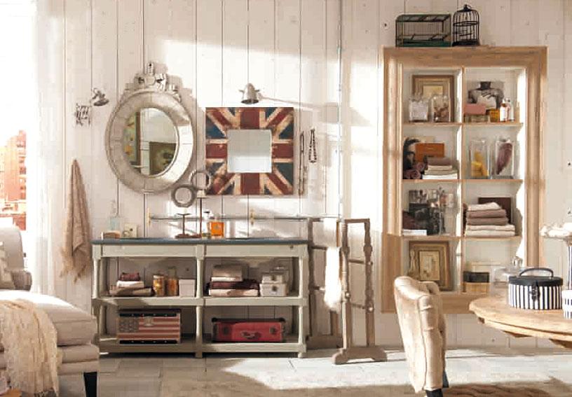 Muebles De Baño Vintage:Muebles-Baño-Vintage-Kabawjpg