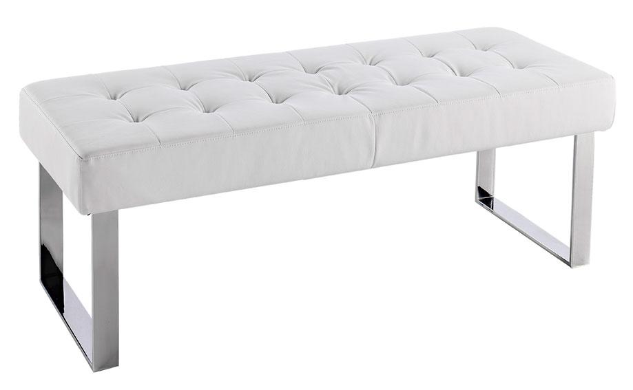 Banqueta pie de cama moderna baton en cosas de - Cama moderna diseno ...