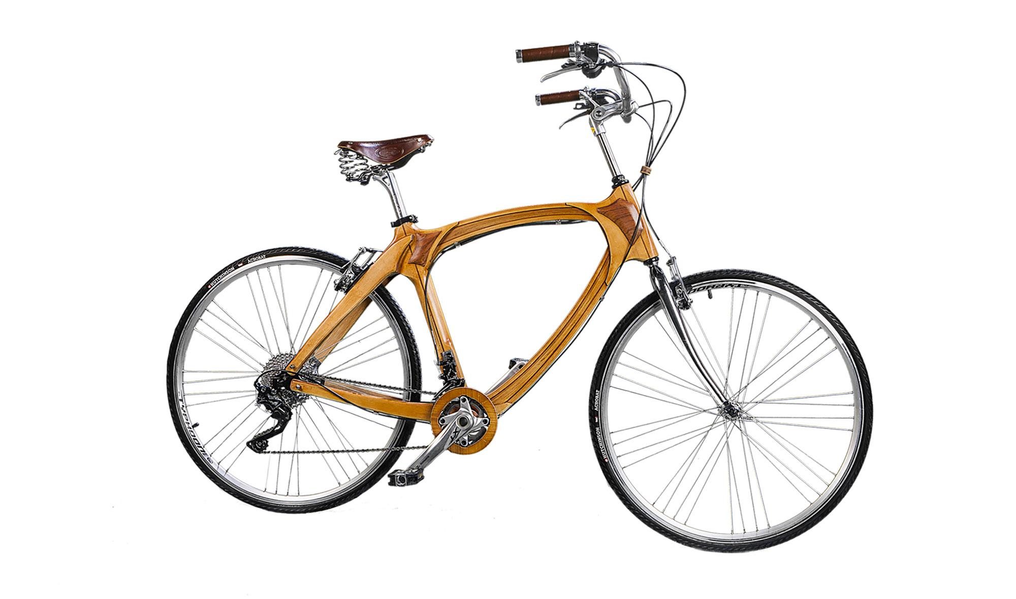Bicicleta De Madera Vintage Amsterdam En Portobellostreet Es # Muebles Bicicleta
