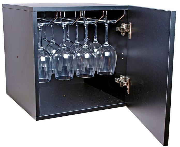 Botellero monastrell mini accesorio copas en for Mueble para botellas