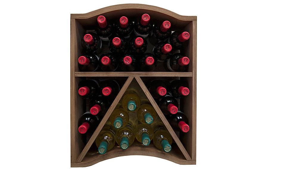 Botellero modular capacidad 30 botellas en Portobellostreetes