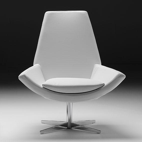 Butaca blanca moderna trazo no disponible en for Trazos muebles