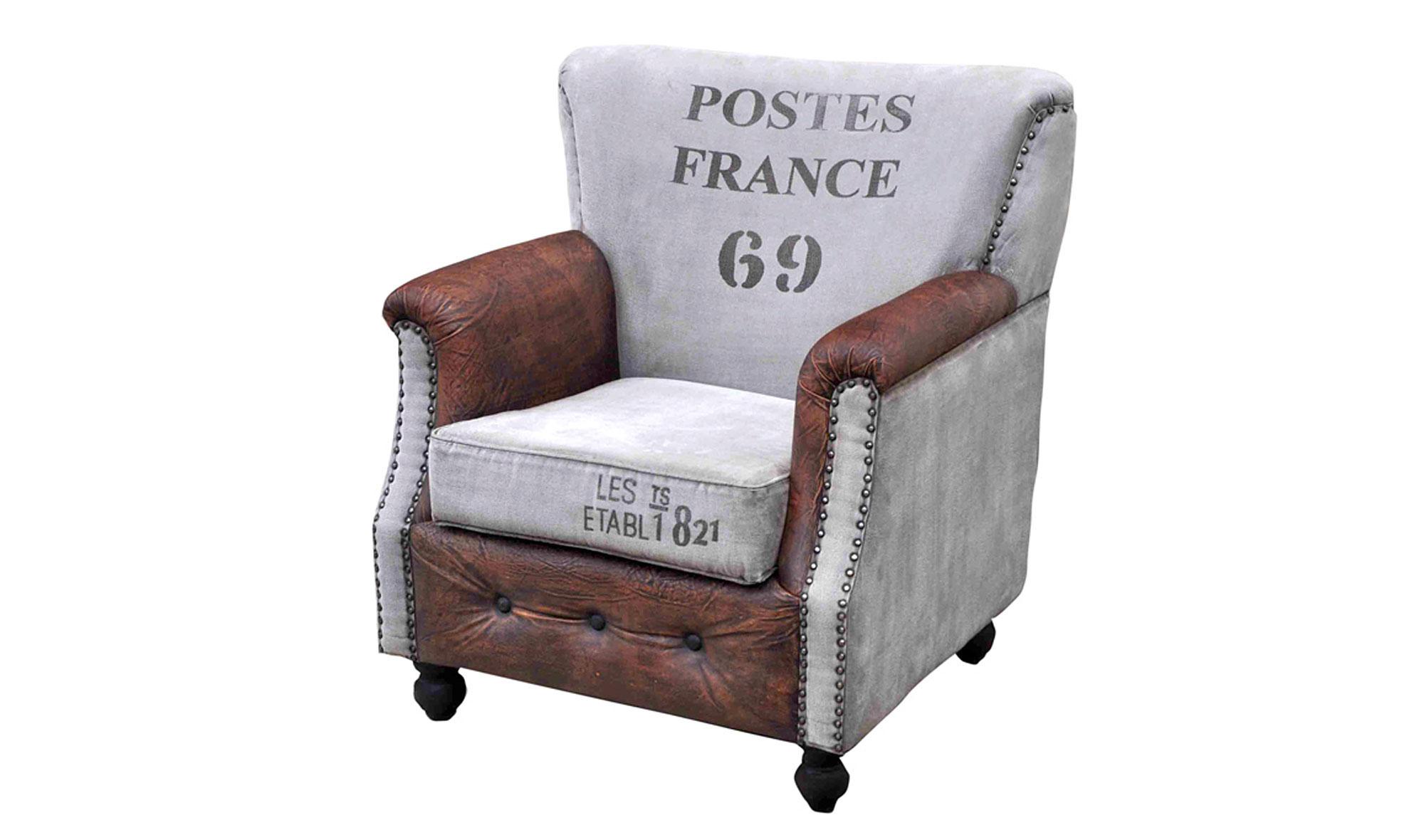 Butaca Postes France Manish