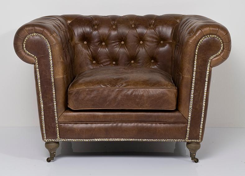 Butaca chester Vintage Deluxe