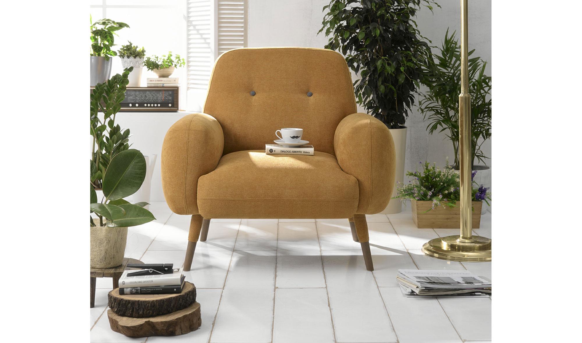 Butaca Moderna Kinsey De Lujo En Portobellodeluxe Com Tu Tienda  # Muebles Butacas Modernas