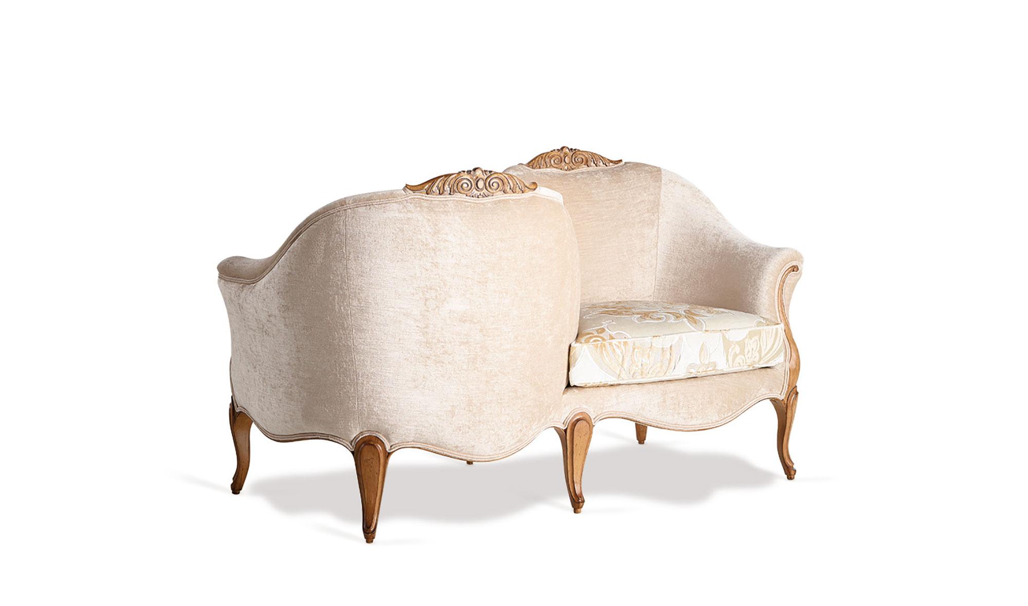 Butaca tu y yo cl sica gala de lujo en portobellodeluxe for Tu muebles catalogo