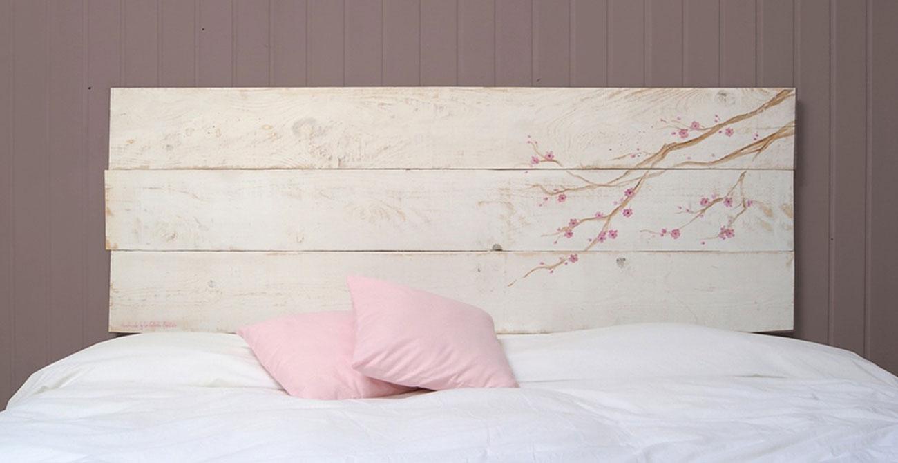 Cabecero vintage almond tree en - Cabeceros de cama vintage ...
