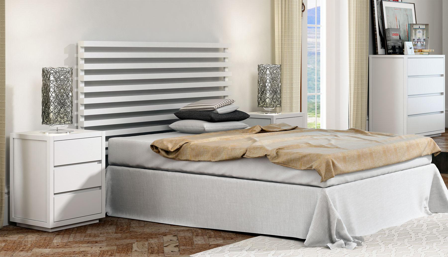 muebles para dormitorios pequeños cabecero n rdico fasano en