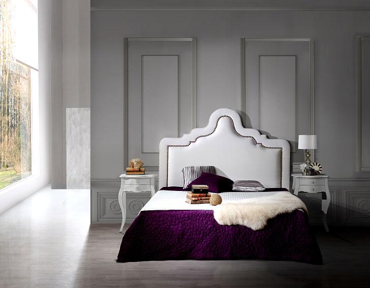 Cabecero vintage luxury en - Cabeceros tapizados vintage ...