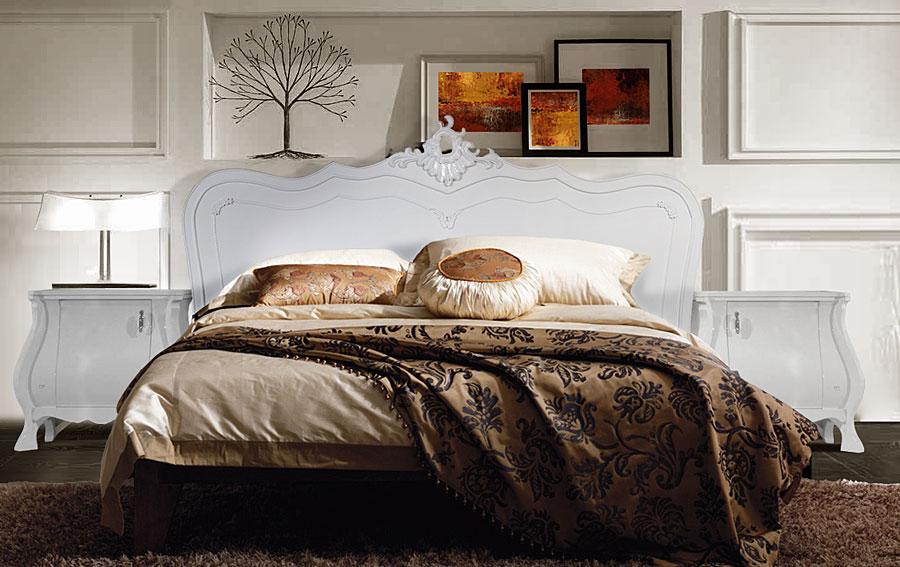 Muebles barroco clsico italiano de muebles antiguos - Dormitorio barroco ...