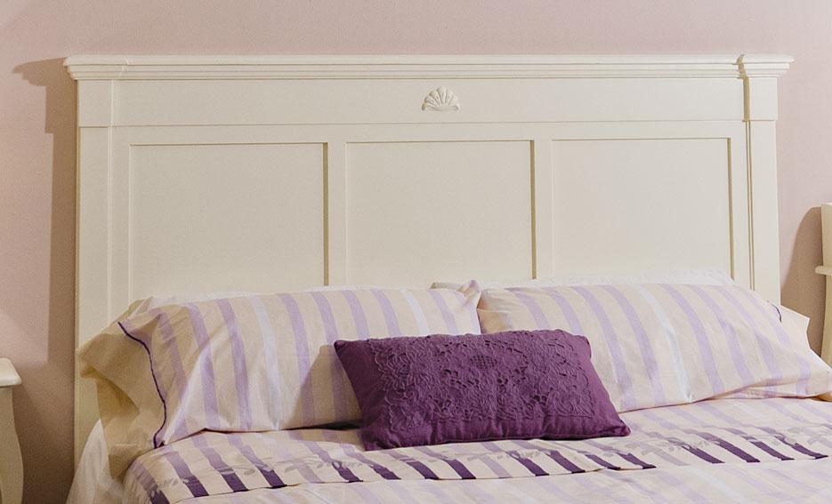 Cabecero lineal vintage par s en cosas de arquitectoscosas - Cabeceros de cama vintage ...