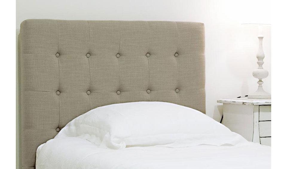 similares a Cabecero tapizado gris claro disponibles en nuestra web