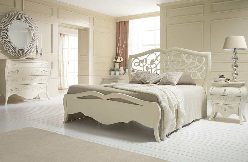 Cabeceros y camas de madera de lujo en portobellodeluxe for Muebles modernos barcelona