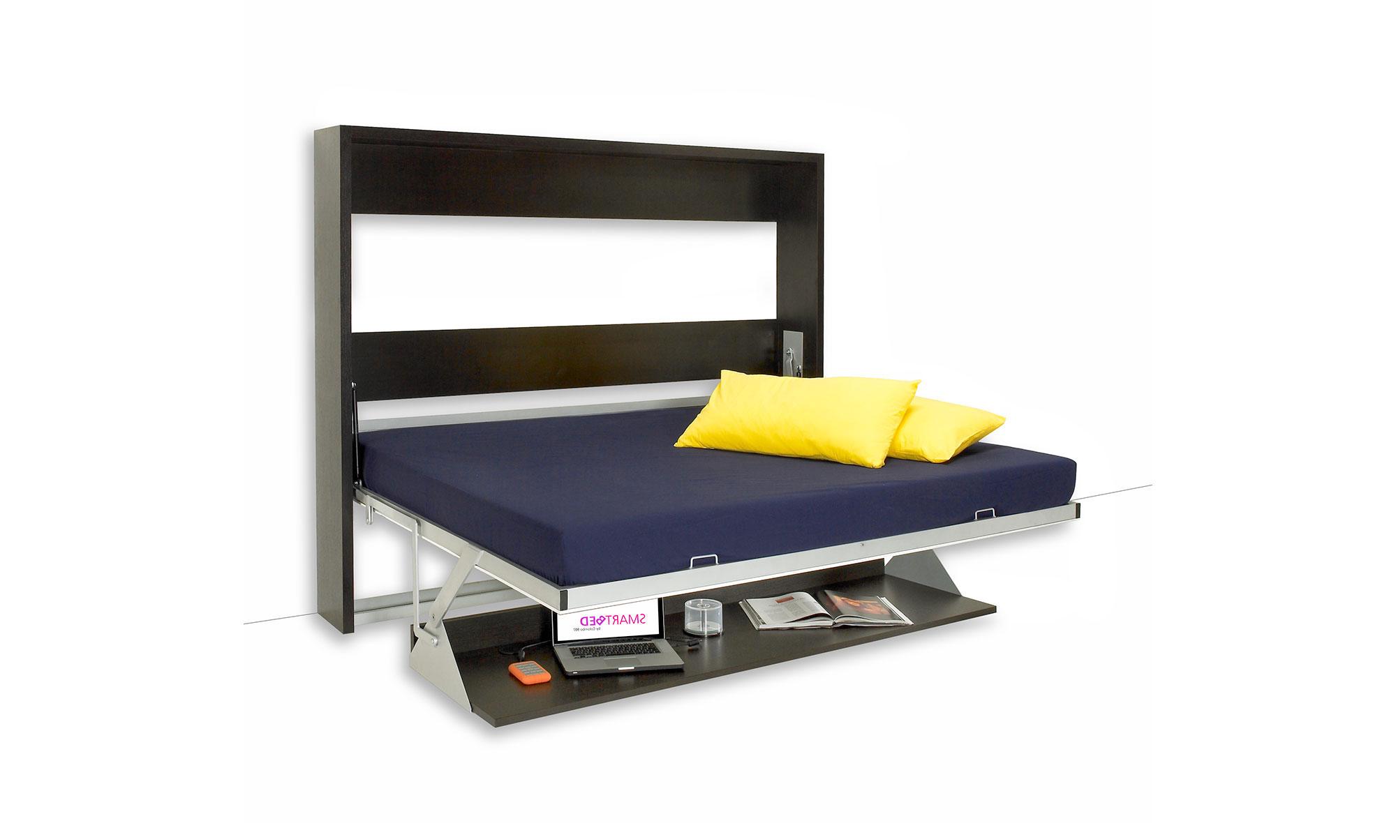 cama abatible convertible en escritorio dotto no