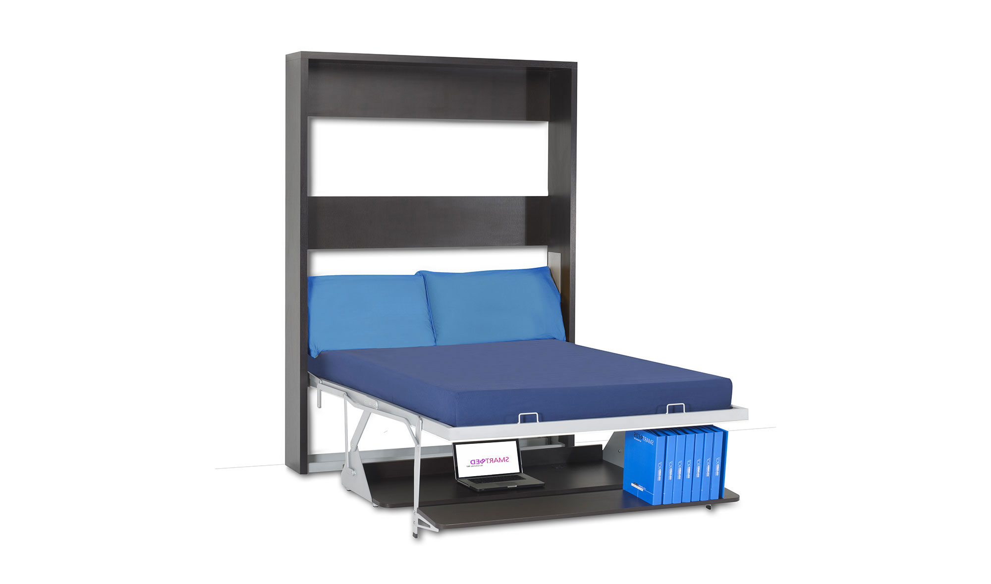 Cama Abatible Convertible En Escritorio Harry No Disponible En  # Muebles Covertibles
