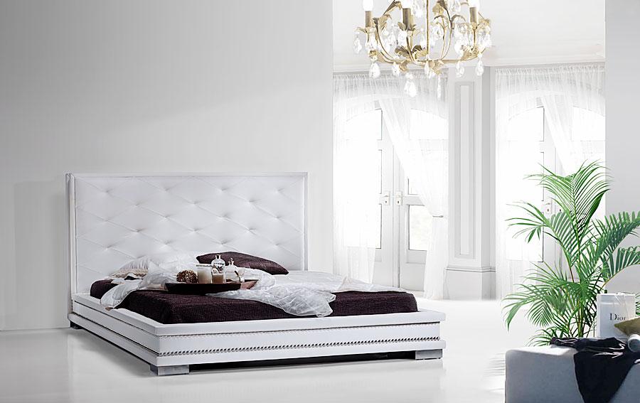 Cabeceros y camas de piel y tapizados de lujo en portobellodeluxe tu tienda de decoraci n de lujo - Cabeceros de cama tapizados en piel ...