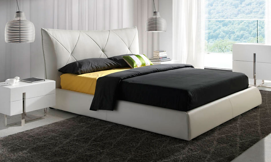 cama moderna medea en cosas de arquitectoscosas de arquitectos On diseño cama doble moderna