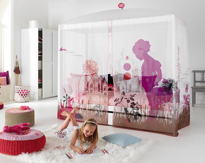 Cama Infantil Wonderland